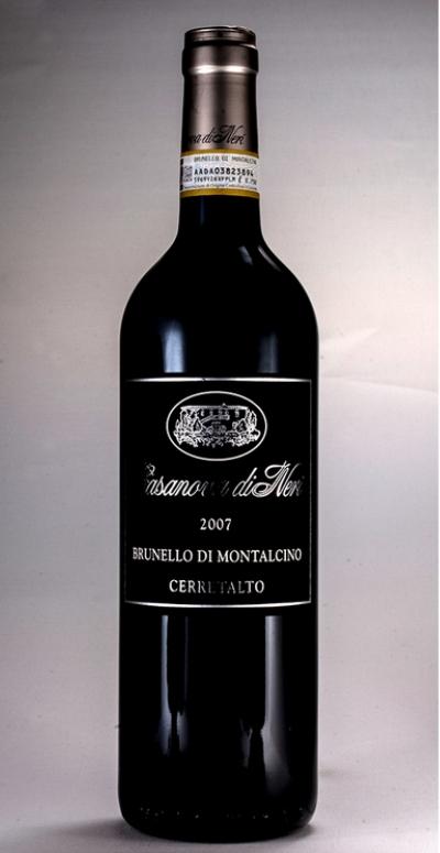 Brunello di Montalcino  CERRETALTO