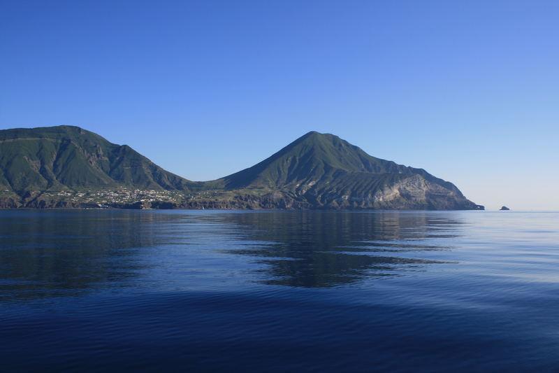 isole sicilia eolie- Malfa