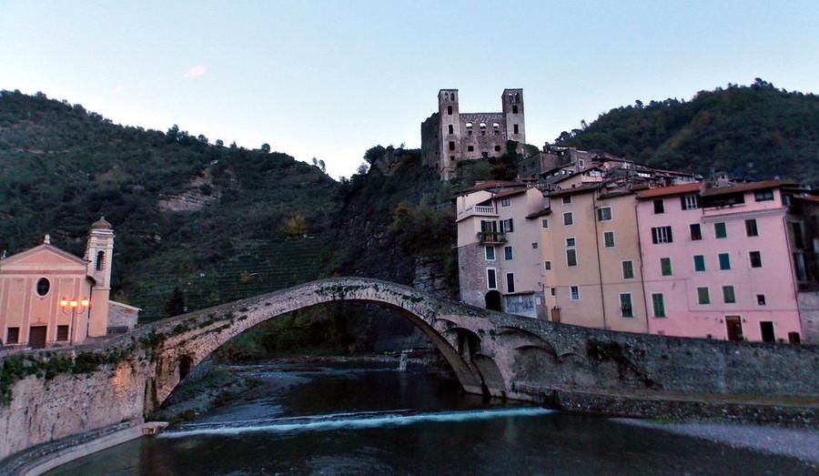 Castello dei Doria e Ponte 3