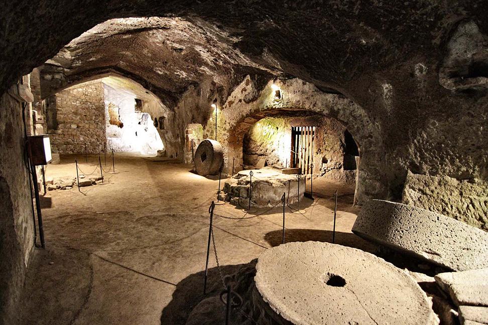 grotta di orvieto 1